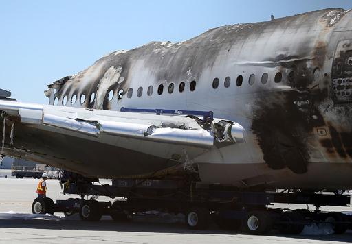 アシアナ航空、米空港での事故 「操縦士の過失」を推測要因に