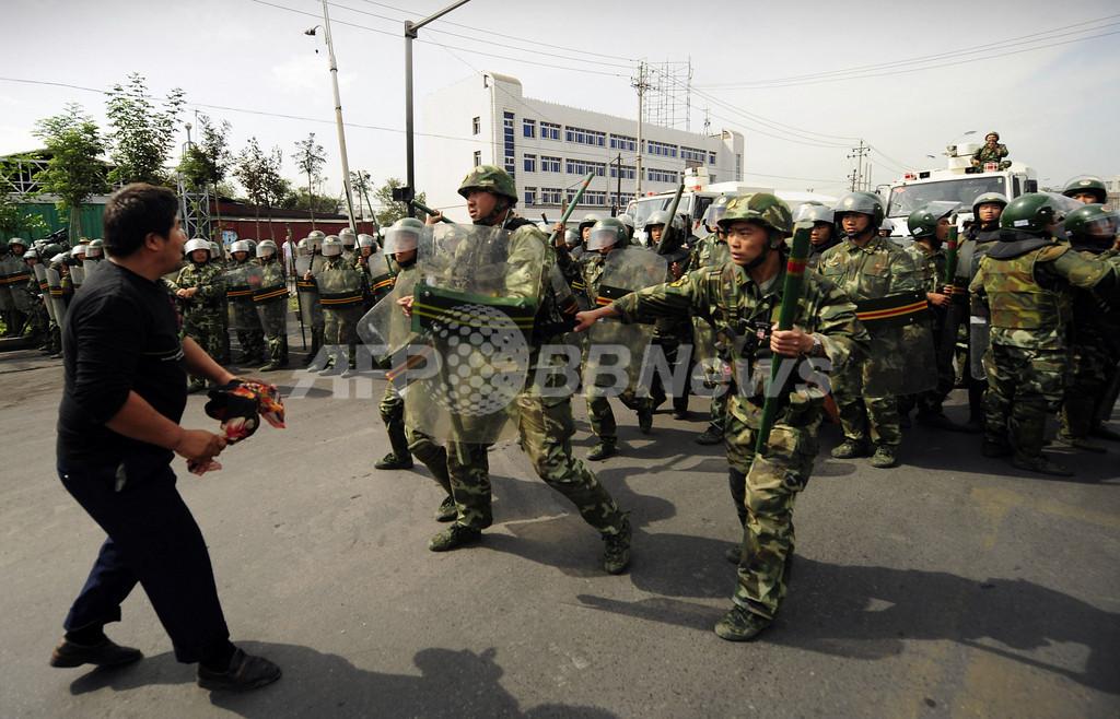 ウイグル暴動、中国当局がネットを切断