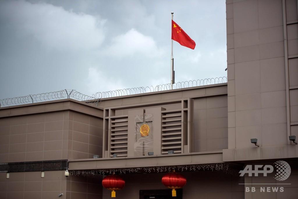 米、中国総領事館に閉鎖命令 「知的財産保護のため」と説明