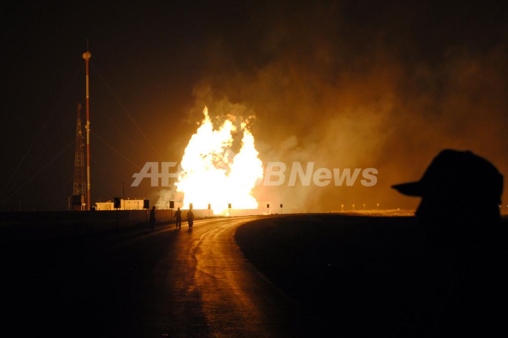 パキスタンで天然ガスのパイプライン爆破、今週2度目