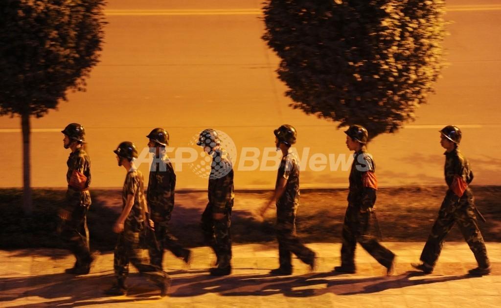新彊ウイグル自治区で襲撃、治安要員3人が死亡