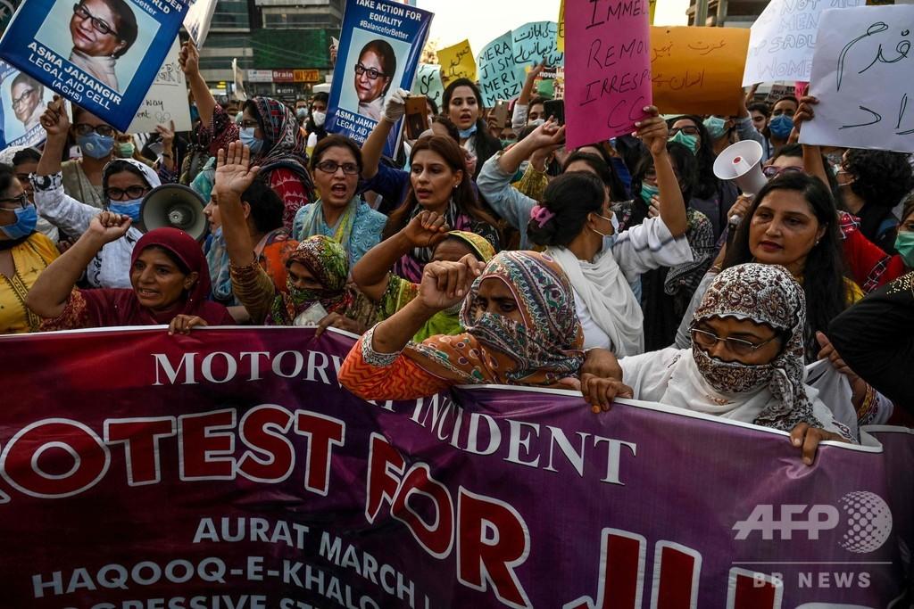 最も悪質な性犯罪には「化学的去勢」を パキスタン首相