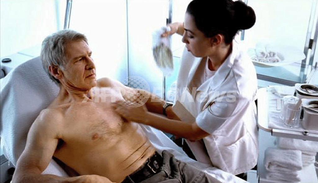 俳優ハリソン・フォード、自身の胸毛「脱毛」で熱帯雨林保護を訴え