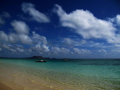 ちょこっと旅気分、常夏ハワイ・オアフ島
