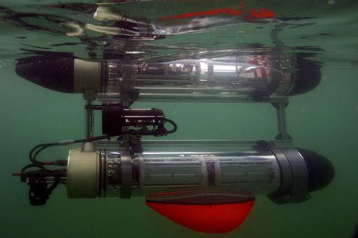 南仏沖で無人潜水ロボのテスト開始、欧州のMORPH計画