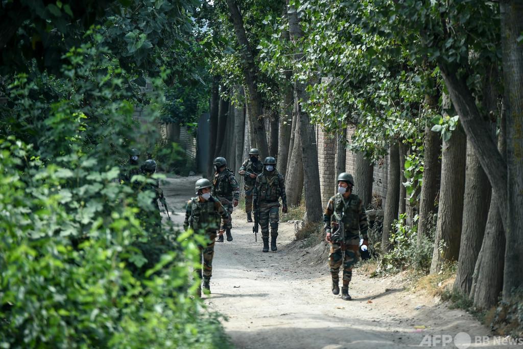 インド軍将校、殺害した民間人を「銃撃戦で死亡した武装勢力」に偽装