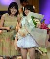 AKB48選抜総選挙、大島優子がセンター奪還