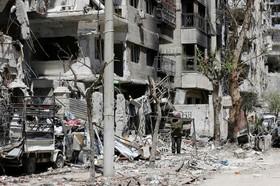 ミサイルを撃ち込まれたシリアは明日の日本の姿か