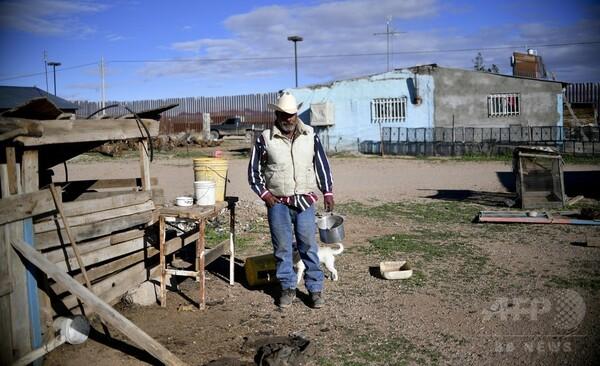 【写真特集】米メキシコ国境で暮らす人びと