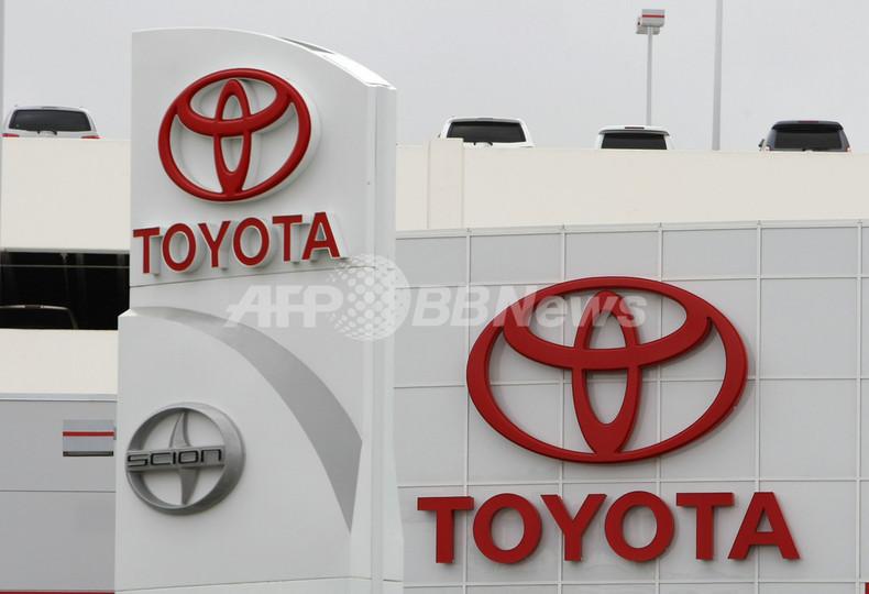 トヨタ、米国で販売の380万台に安全警告 フロアマットに問題か