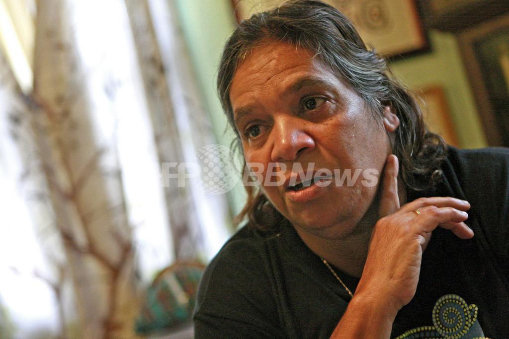 豪先住民「盗まれた世代」、政府謝罪を機に新しい人生に踏み出す