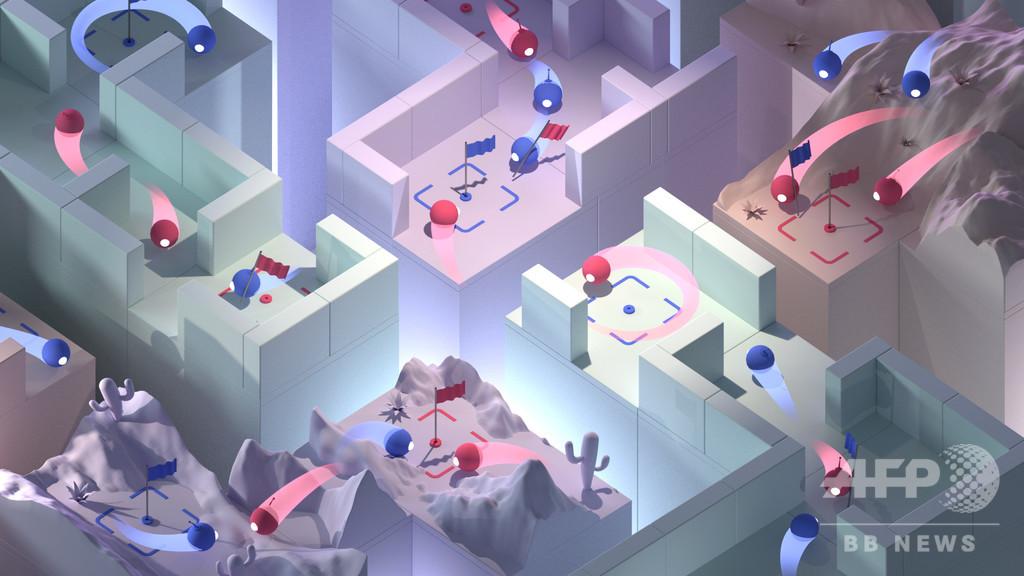 複数人対戦ゲームでもAIが人間に勝利、グーグル親会社傘下企業が開発