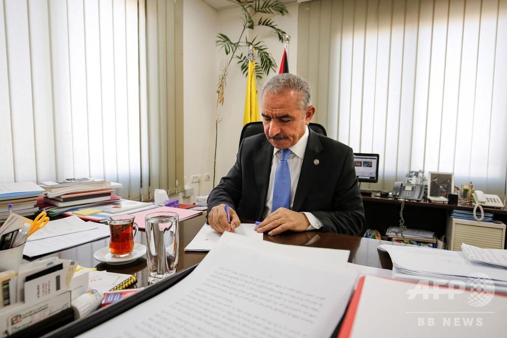パレスチナのアッバス議長、ファタハのシュタイヤ氏を新首相に指名