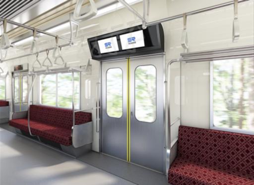 世界初、鉄道車両内でのダイナミックDOOH事業を共同で推進