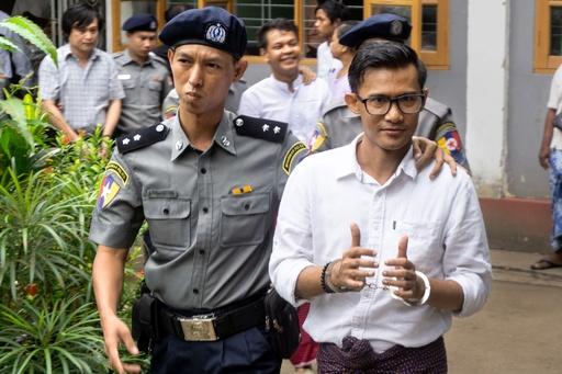 ミャンマーで新聞編集長ら3人逮捕 スー・チー氏側近の財政運営批判