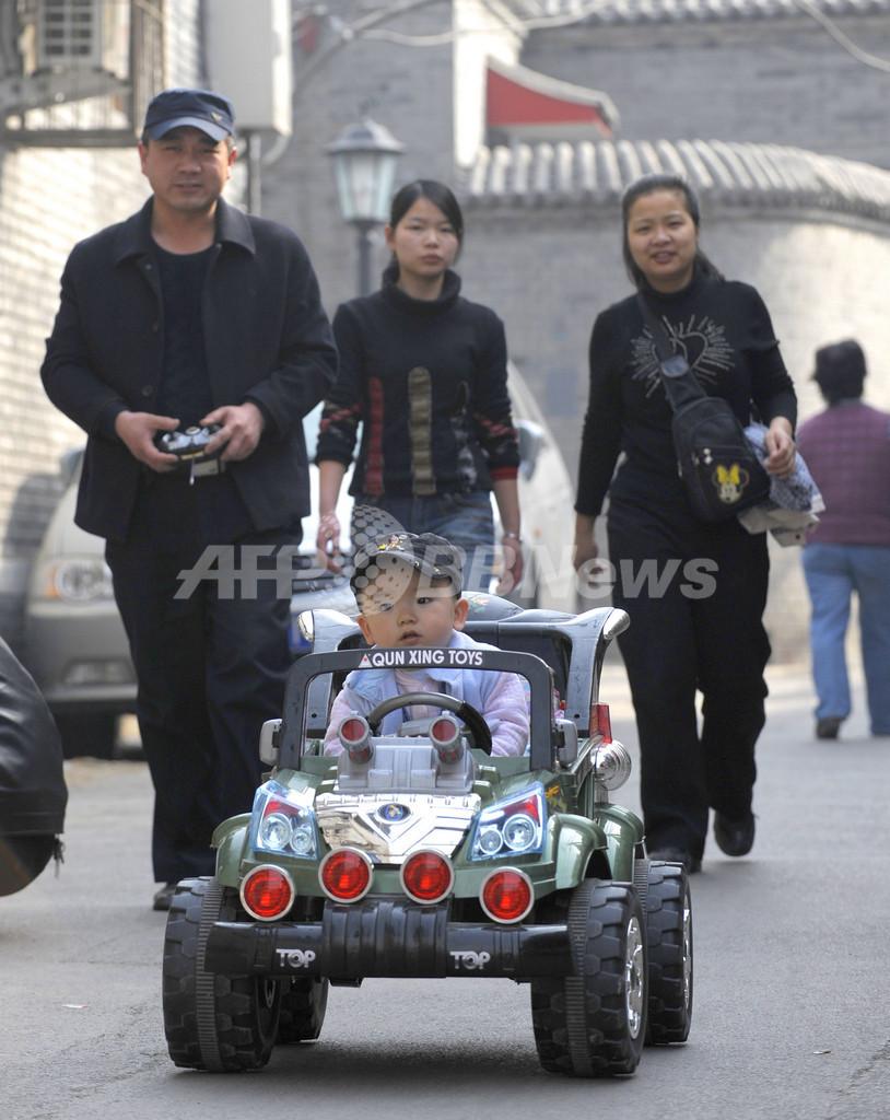 中国人口問題の時限爆弾、「一人っ子政策」