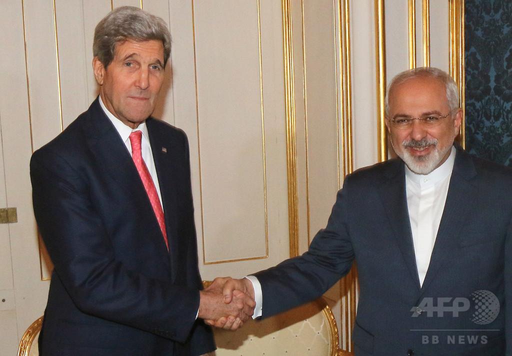 イラン核協議でイスラエルがスパイ活動か、スイスなどが捜査開始