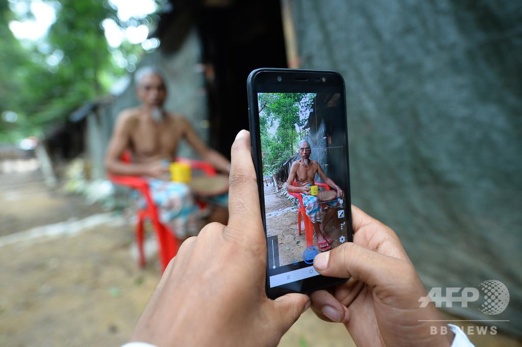 スマホが捉えたロヒンギャの日常、難民キャンプの若者が伝える物語