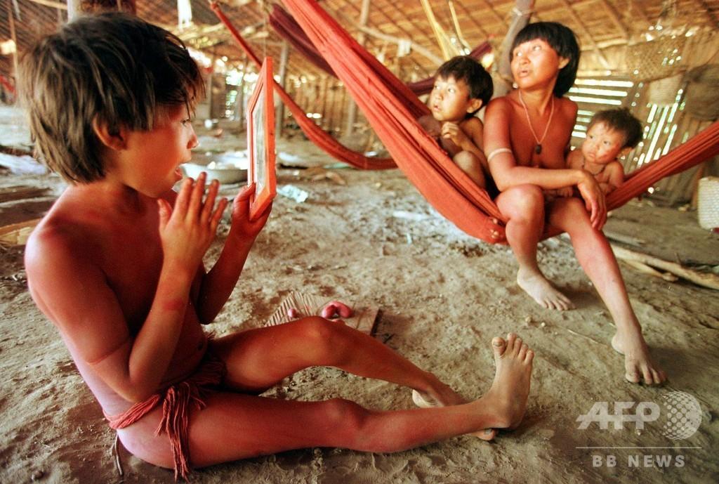 アマゾンの孤立先住民族ヤノマミ、新型コロナ感染を初確認