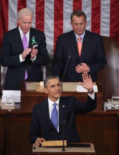 核実験実施の北朝鮮に「強い行動」、オバマ大統領が一般教書演説