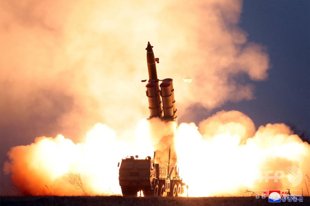 北朝鮮、弾道ミサイル発射示唆 安倍首相を「歴史上最もばかな男」とも
