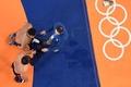 モンゴルのコーチがパンツ一丁姿で猛抗議、リオ五輪レスリング男子