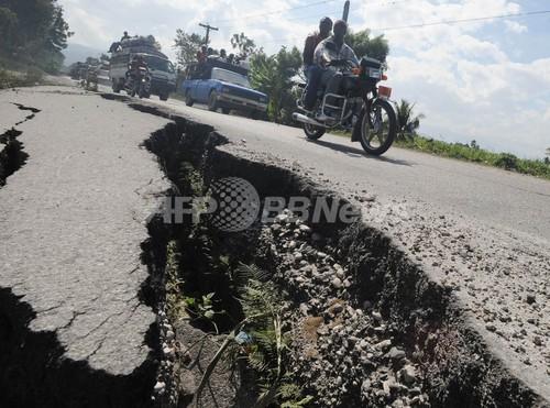 大地震は台風の後にやってくる、米大研究