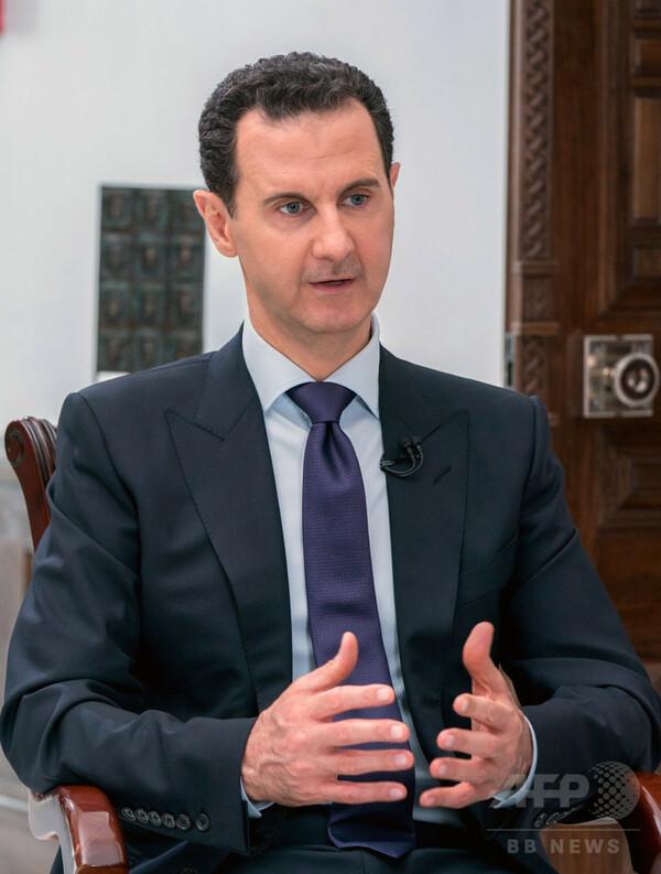 シリア大統領、訪朝し金氏と会談の意向 北国営メディア報道