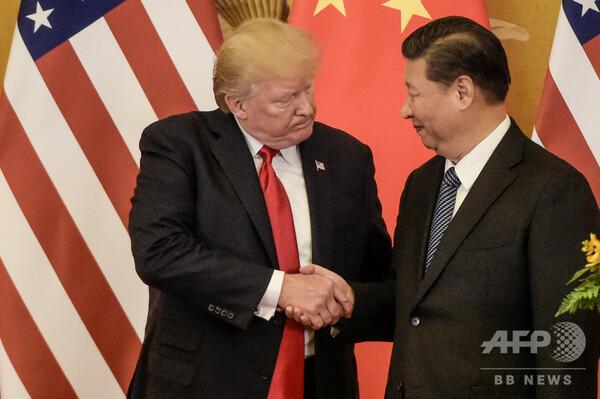 トランプ氏、対中関税引き上げを擁護 大阪G20に合わせ米中首脳会談か