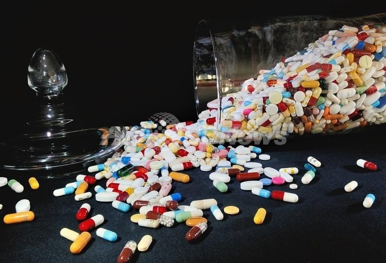 抗生物質アジスロマイシンが死亡リスク高める可能性、米研究