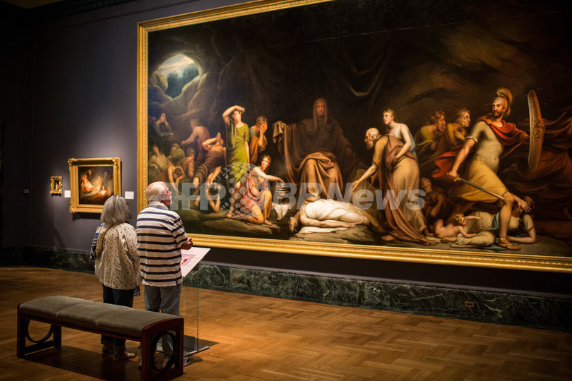 米デトロイト美術館、市の財政破綻で存続の危機