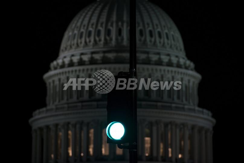「神をたたえよ」、米下院で速記官叫ぶ 議員らあぜん