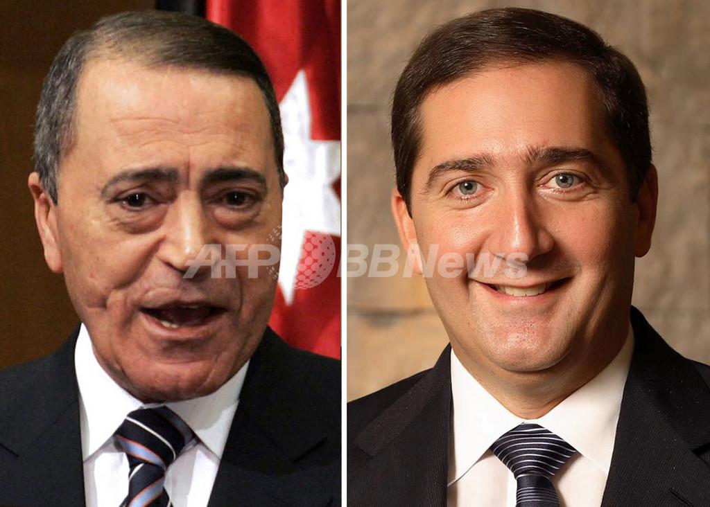 反政府デモ続くヨルダン、国王が首相更迭