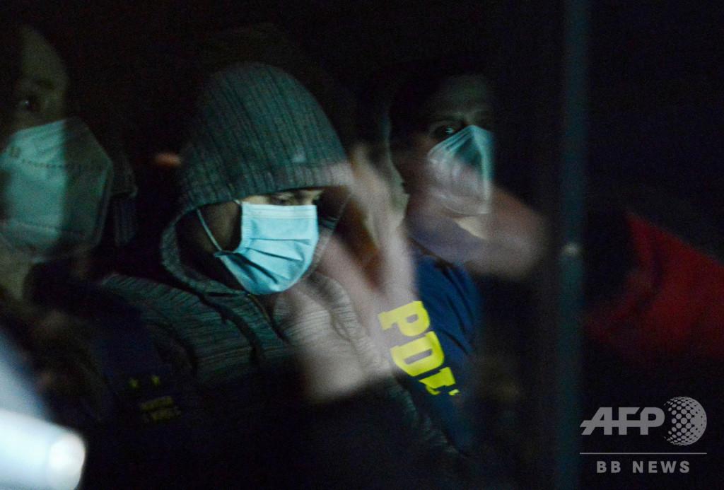 邦人留学生不明事件、チリ警察が容疑者の仏引き渡しを開始