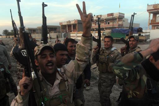 イラク軍、対イスラム国の大規模地上戦を「数週間内に」開始へ