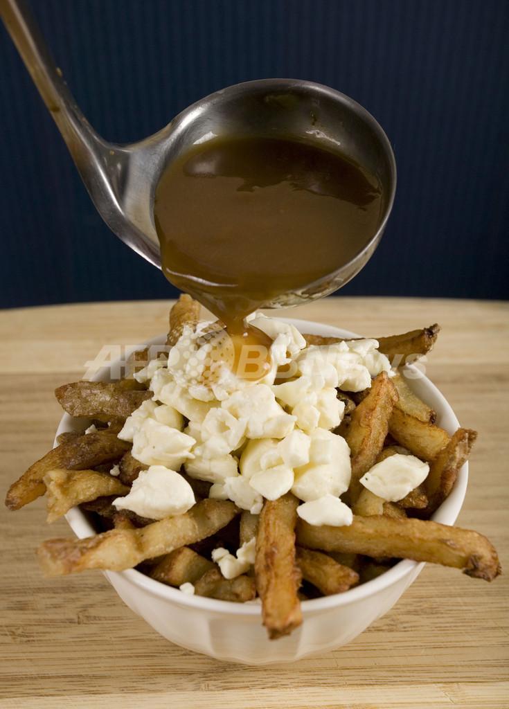 カナダ・ケベック州の伝統料理「プーティン」