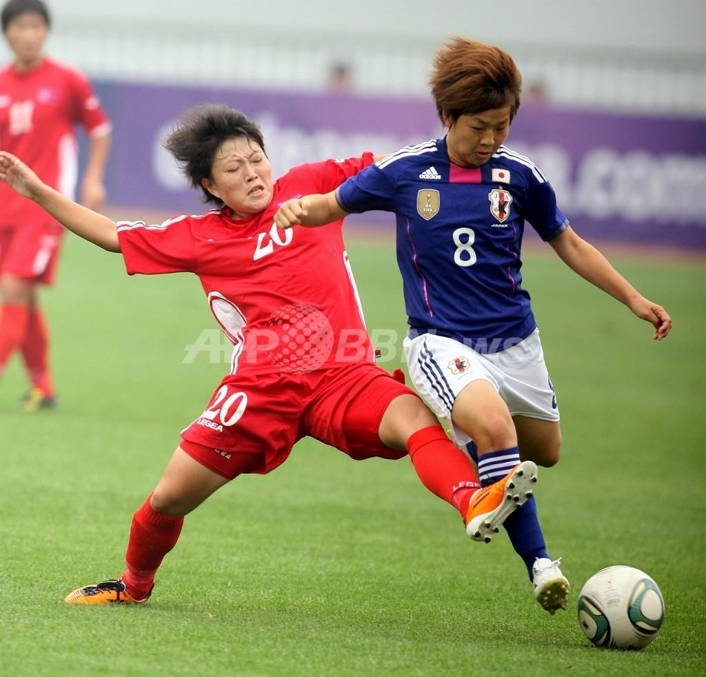 なでしこジャパン 3大会連続の五輪出場決定、ロンドン五輪アジア最終予選