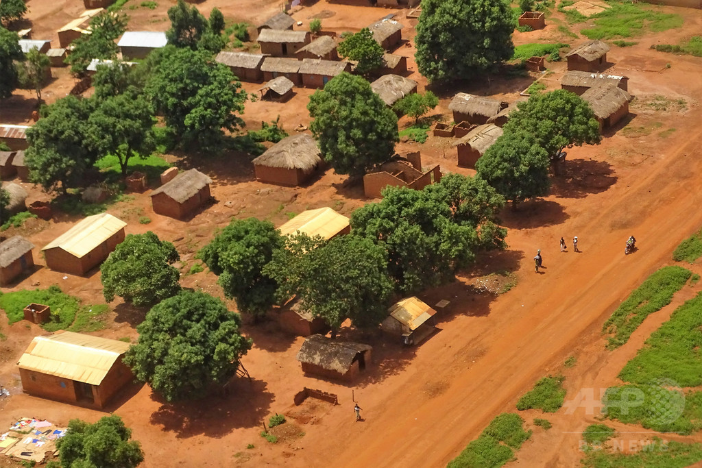 中央アフリカで武装集団が衝突、100人死亡 「停戦」あえなく破綻