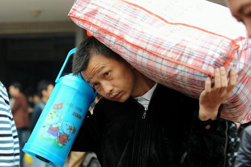 深刻化する中国の失業問題