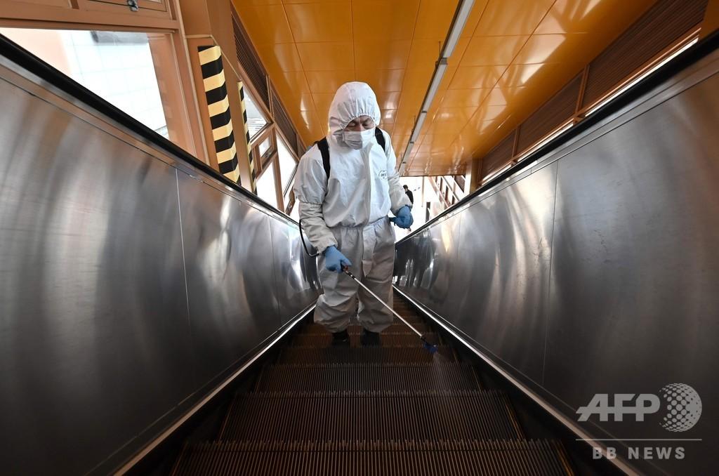 宗教団体でまた新型ウイルス集団感染 韓国