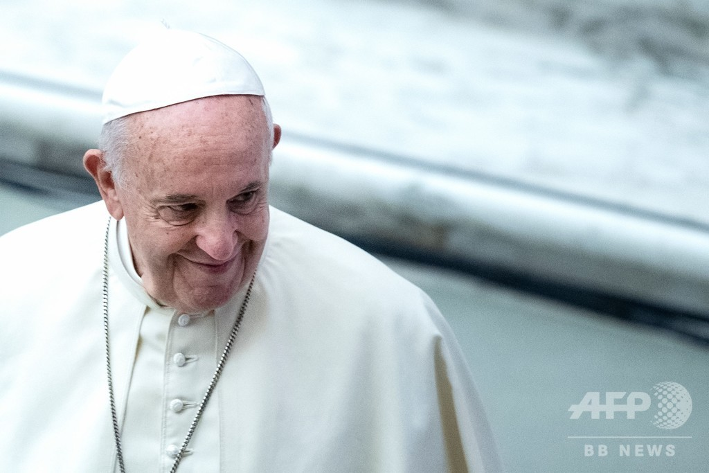 ローマ 法王 ローマ 教皇