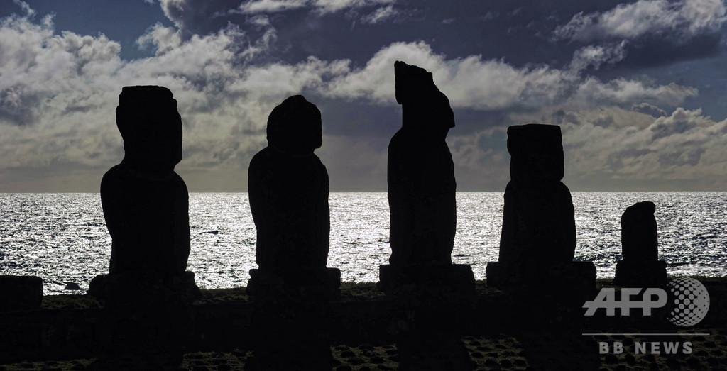 米先住民とポリネシア人、800年前に交流か DNA研究