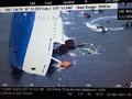 韓国の旅客船転覆、3人死亡 292人が安否不明