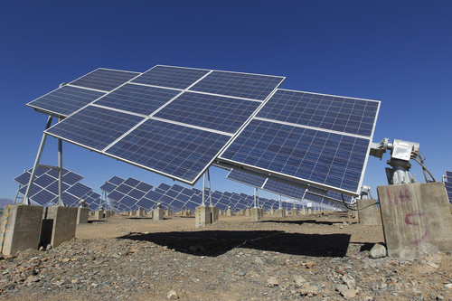 2015年の再生可能エネルギーへの支出額、過去最高を記録