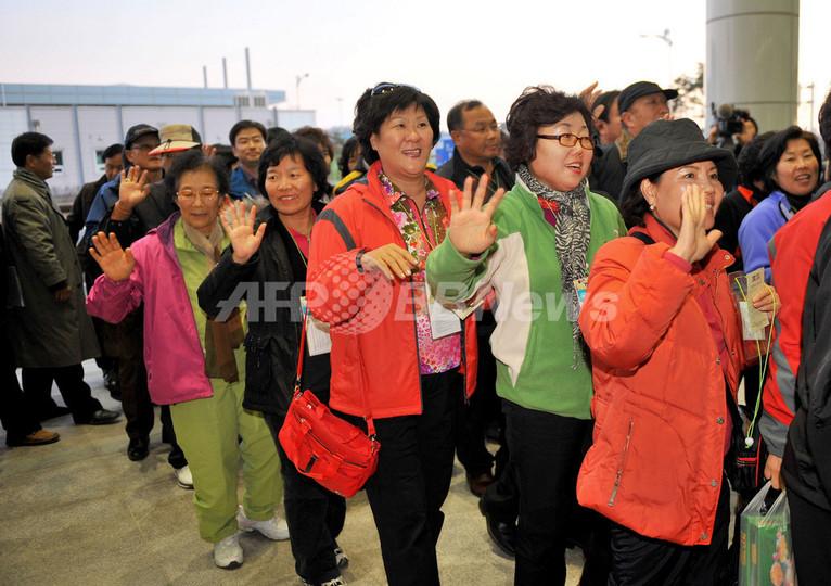 北朝鮮、南北の往来制限に着手 列車の連結地点は閉じたまま