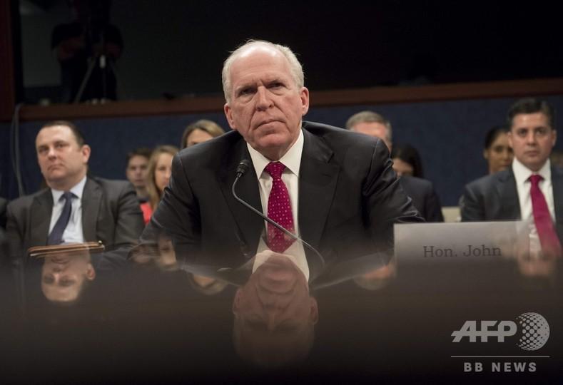 トランプ氏、元CIA長官の機密アクセス権剥奪