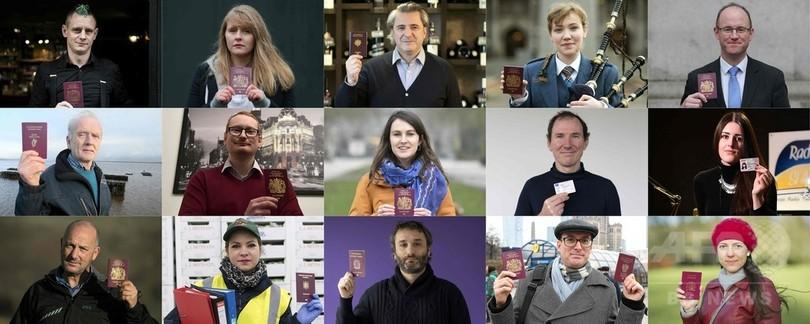 ブレグジットまで1年、英国とEUで聞いた市民15人の声