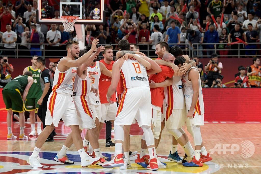 ガソルの活躍でスペインが激戦制す、アルゼンチンとの決勝へ バスケW杯