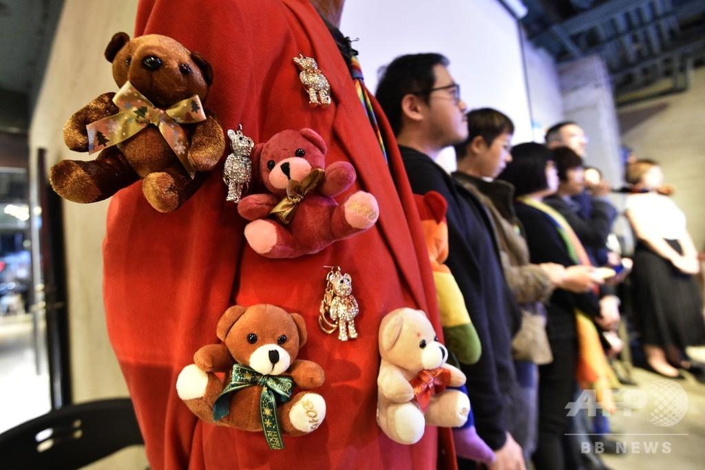 台湾住民投票、同性婚反対派の提案2件が成立