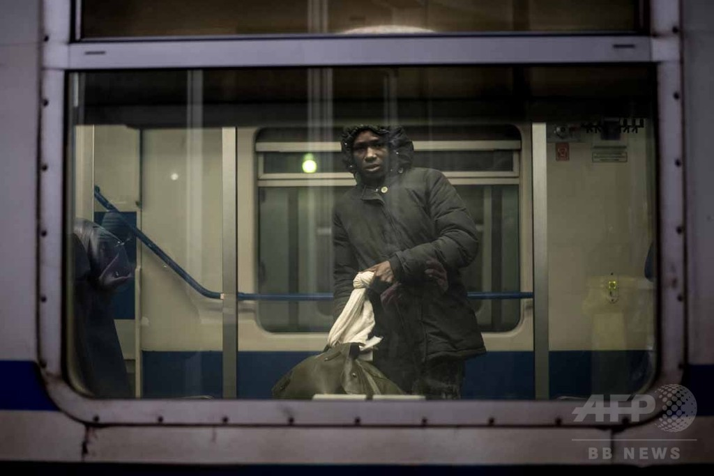 【AFP記者コラム】新しい人生へ向かうトレイル